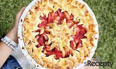 Jahodovo-rebarborový koláč Apple Pie, Food, Essen, Meals, Yemek, Apple Pie Cake, Eten, Apple Pies
