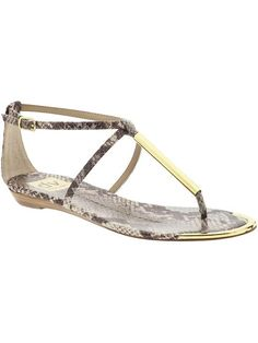 Archer  by DV by Dolce Vita  Rachel Zoe's pick  Rated 4.5 starsBased on 112 ratings    #911022  ARCHER  color: Nude snake  $69.00