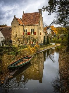 "Old Dutch House Go to http://iBoatCity.com and use code PINTEREST for free shipping on your first order! (Lower 48 USA Only). Sign up for our email newsletter to get your free guide: ""Boat Buyer's Guide for Beginners."""
