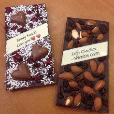 Chocolate Treats, Delicious Chocolate, Study Snacks, Handmade Chocolates, Tea Gifts, Bakery Recipes, Food Art, Deserts, Sweets