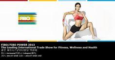 FIBO/FIBO POWER 2013 The Leading International Trade Show for Fitness, Wellness and Health 퀼른 피트니스/보디빌딩 박람회