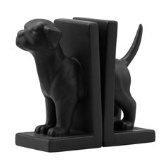I pinned this Feist Bookend in Black - Set of 2 from the dCor designs event at Joss & Main!