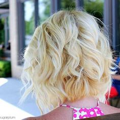 Latest Bob Haircuts for Wavy Hair   Bob Hairstyles 2015 - Short Hairstyles for Women