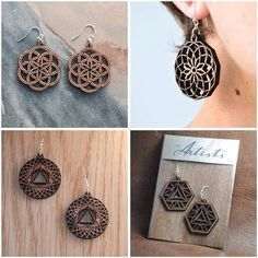 the_artists_design_studioA new earring collection The Artists. The Artists is an online design company, specializing in jewellery and 3D design, as well as the curation of beautiful design pieces and art. Visit our Facebook page www.facebook.com/theartists.co.za #theartistsdesign #theartistsstudio #theartistsjewellery #jewelry #designer #art #design #imagineersdesignerscreators #jewellery #natural #wood #geometry #spiritual