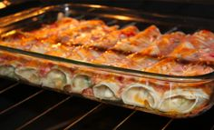 Skinny Enchiladas! Only 150 calories! Weight Watchers PointsPlus: 4 - Sounds pretty good!