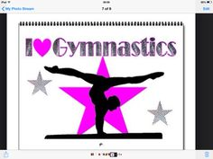 OMG I can't do that although I love gymnastics it's so cool