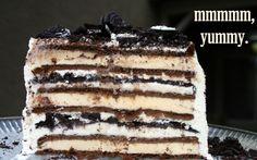 No Bake Oreo Ice Cream Cake – 1K Recipes!