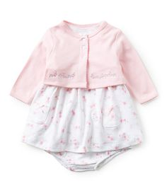 Enthusiastic Baby Girls Clothes First Size 0-3 Months Newborn