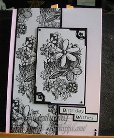 Silverwolf Cards-welcome to my world of stamping- inspired by a card from this lady:http://pinterest.com/jrcafts/crafts-with-indigoblu/