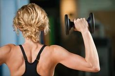 Best Upper Arm Exercises for Women to do at home