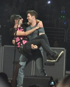 Jack Barakat & Zack Merrick, All Time Low! There ship name could be their own names!