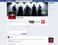 OUR FIRST FACEBOOK DESIGN