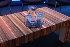 furniture made with offcuts - Google Search