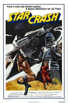 Star Crash poster   Star Crash   The Official Site of Tom Meigs