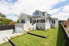 In the beautiful Mount Maunganui, this contemporary villa known as Omanu Beach House exudes traditional elegance with some surprisingly modern twists