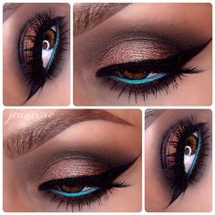 Instagram media by jennivae #cosmetic #makeup #eye
