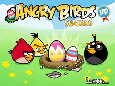 Angry Birds Seasons Wallpapers | wallpaperxy.com