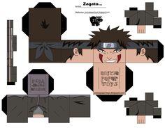 Kiba Papercraft
