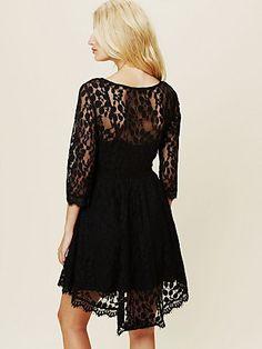 A Marmie Life: The Little {Lace} Black Dress