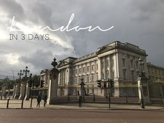 Staying in London for the weekend? Check out my travel guide on www.modewahnsinn.de #travelblogger #london #travel #sightseeing