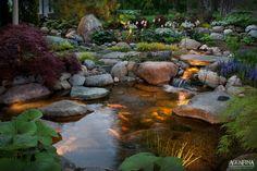 The Water Gardener / on TTL Design  OMG. Lottery win, lottery win.