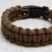 Bracelet en corde Création bijoux fantaisie - loisirs créatifs