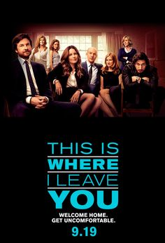 Film Review: This is Where I Leave You