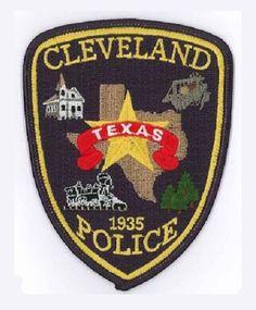 Cleveland PD TX