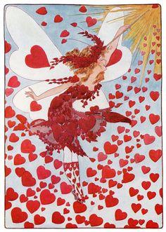 *The Graphics Fairy LLC* - Valentine's Fairy