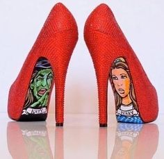 Awesome shoes...not for me...but still awesome