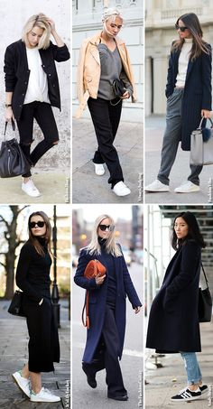 Inspiration | Casual Sporty Winter