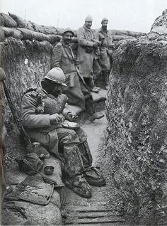 La première Guerre mondiale : l'année 1914