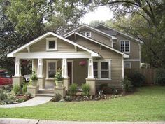 History of the Craftsman Style Home - Find One in Nashville!