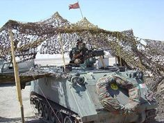 M113 of the San Marco battalion in Afghanistan or Iraq.