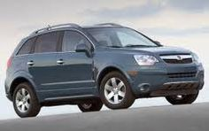 2008 Saturn VUE Inspired by Opel    its the Opel/Vauxhall Antara
