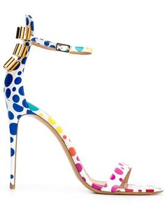 Shop Salvatore Ferragamo 'Angie' sandals in Vitkac from the world's best independent boutiques at farfetch.com. Shop 400 boutiques at one address.