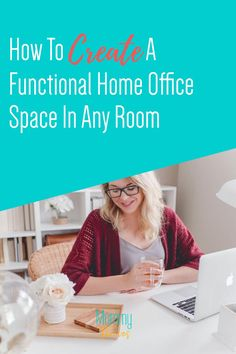 Home Office Design In Any Room - Small Home Office Ideas - Home Office Organization Small House Interior Design, Small Apartment Design, Small Apartment Living, Small Apartment Decorating, Apartment Interior Design, Small Space Organization, Home Office Organization, Small Studio Apartments, College Apartments