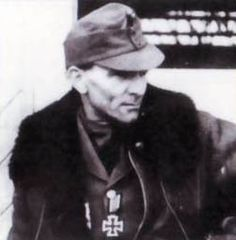 Aladar Heppes, WWII Hungarian ace with 8 victories.