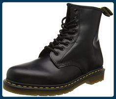 Dr. Martens 1460 Glatt, Erwachsene Unisex Stiefel,, Schwarz (Black), 41 EU - Stiefel für frauen (*Partner-Link)