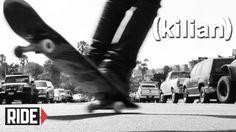 Kilian Martin explains his Skateboarding.