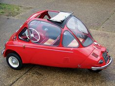 1962 Heinkel Trojan 200