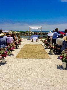 Ceremonia en la playa by me Dolores Park, Beach, Travel, Flowers, Viajes, The Beach, Beaches, Destinations, Traveling