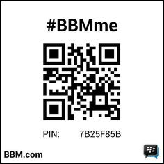 Mi bbm pin