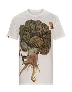 ANIMALOGY   Men's T-Shirt   Spring / Summer Collection 2012   www.zimtstern.com   #zimtstern #spring #summer #collection #mens #tshirt