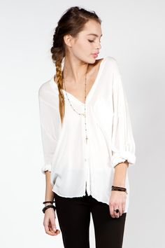 A lot of people ask where I get my clothes from or what my style is...here yah go... brandy melville-urban/simple/bohemian/classy