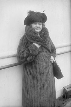 """January 13, 1886: Sophie Tucker Born. Known as """"The Last of the Red Hot Mamas"""" Sophie was an immensely popular entertainer during the first half of the 20th century. She got her start singing burlesque and vaudeville songs in blackface, at the insistence of theater managers, who said she was """"too fat and ugly"""" to perform otherwise. When her luggage was stolen just before a performance in 1909, she went on without makeup, and was an even bigger hit. She never wore blackface again."""