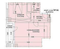 Apartamente noi Bucuresti Calea Calarasilor Tip 6A