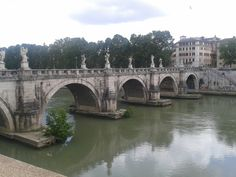 Ponte Sant'Angelo / Roma / Italia