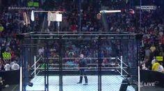 Dean Ambrose Asylum Match