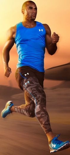 Get the full head-to-toe look seen in the Under Armour Speedform Apollo spot. Includes the shirt, shorts, running tights, and the new Speedform Apollo running shoes.